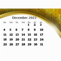 2017 Mini Calendar With Class And Large Numbers By Deborah   Wall Calendar 8 5  X 6    Ur97q45pj0ko   Www Artscow Com Dec 2017