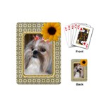 Framed Mini Playing Cards - Playing Cards (Mini)