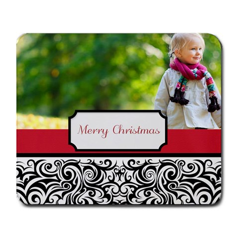 Christmas By May   Large Mousepad   0ldoa2bbvp28   Www Artscow Com Front