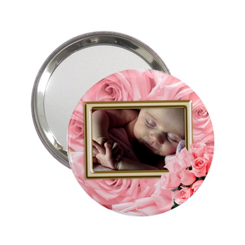 Roses For You Handbag Mirror By Deborah   2 25  Handbag Mirror   4q1q8vfx2iq4   Www Artscow Com Front