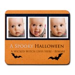 halloween - Large Mousepad
