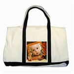 halloween - Two Tone Tote Bag