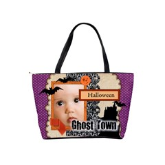 Halloween By Joely   Classic Shoulder Handbag   64vw9zvminng   Www Artscow Com Back