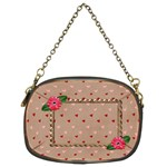 Chain Purse (Two Sides): Love3