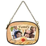 family - Chain Purse (Two Sides)