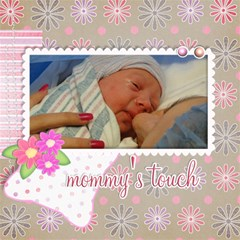 Kennynew By Randi   Scrapbook Page 12  X 12    Cmo6lhg4h78o   Www Artscow Com 12 x12 Scrapbook Page - 5