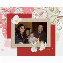 Calendar Yasen 2012 Bg By Boryana Mihaylova   Wall Calendar 11  X 8 5  (12 Months)   86fwir0elwd9   Www Artscow Com Month