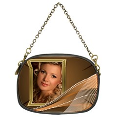 Gold Party Purse (2 Sided) By Deborah   Chain Purse (two Sides)   T8vujmf8c9zs   Www Artscow Com Front