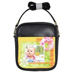 flower - Girls Sling Bag