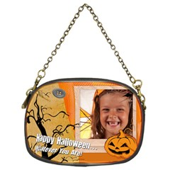 Halloween By Joely   Chain Purse (two Sides)   Bdm6kkntanlf   Www Artscow Com Back