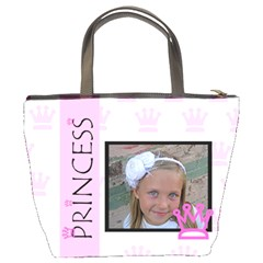 Princess Bucket Bag By Amanda Bunn   Bucket Bag   3tft50s5p4v5   Www Artscow Com Back