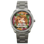 christmas - Sport Metal Watch