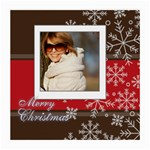christmas - Medium Glasses Cloth
