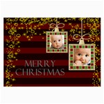 christmas - Glasses Cloth (Large)