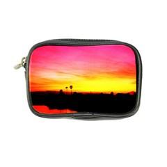 Pink Sunset Ultra Compact Camera Case