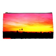 Pink Sunset Pencil Case