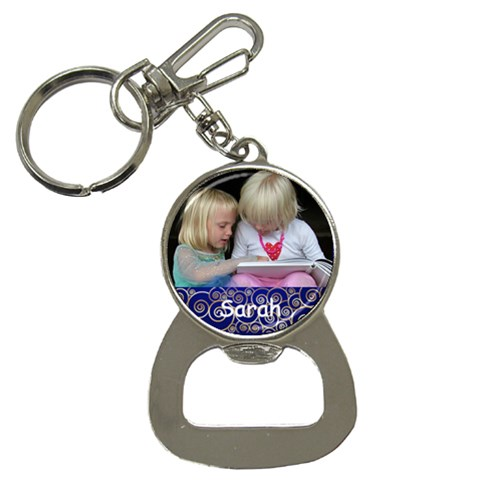 Named Bottle Opener Key Chain By Deborah   Bottle Opener Key Chain   Z1uc9991yf2e   Www Artscow Com Front