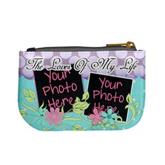 The Loves Of My Life Coin Purse By Digitalkeepsakes   Mini Coin Purse   Gvswqtb74p8v   Www Artscow Com Back