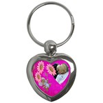 Mousey Key/Bag Chain - Key Chain (Heart)