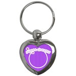 Heart key-chain Sweet dreams 03 - Key Chain (Heart)