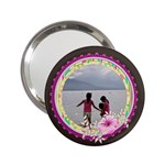 2.25  handbag mirror - best of friends
