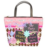 Mother Daughter Best Friends - Bucket Bag