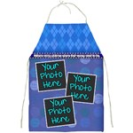 Fathers Carry Pictures Apron - Full Print Apron