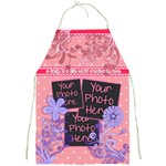 Family is created by love - Full Print Apron