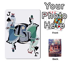 Jack Touhou Playing Card Deck Reimu Back By K Kaze   Playing Cards 54 Designs   6b2xwy4bizyw   Www Artscow Com Front - SpadeJ