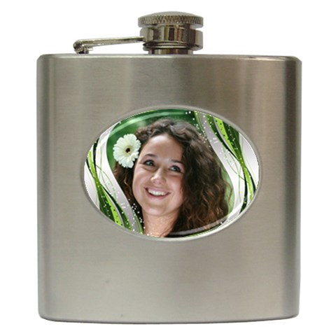 My Sweetheart Hip Flask By Deborah   Hip Flask (6 Oz)   Luiwxalxfuau   Www Artscow Com Front