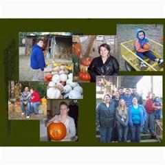 Family Calendar By Jennifer   Wall Calendar 11  X 8 5  (12 Months)   Oedaduni61lg   Www Artscow Com Month