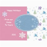 Let it Snow Photo Cards - 5  x 7  Photo Cards