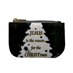 Jesus Is The Reason Coin Change Purse
