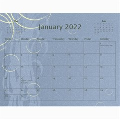 2019 A Year In Review   11x8 5 Calendar By Angel   Wall Calendar 11  X 8 5  (12 Months)   7ktl9w6ud3l0   Www Artscow Com Jan 2019