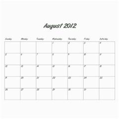 Koerner Calendar 2011 By Alecia    Wall Calendar 11  X 8 5  (12 Months)   Xecmv2nnnb13   Www Artscow Com Aug 2012