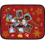A Little Christmas - Mini Fleece Blanket - Fleece Blanket (Mini)