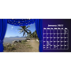 Our Production Desktop 2018 11 Inch Calendar By Deborah   Desktop Calendar 11  X 5    Wh64m55rge9y   Www Artscow Com Jan 2018