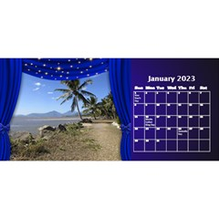 Our Production Desktop 2017 11 Inch Calendar By Deborah   Desktop Calendar 11  X 5    Wh64m55rge9y   Www Artscow Com Jan 2017