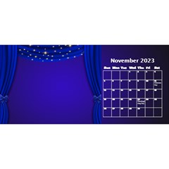 Our Production Desktop 2018 11 Inch Calendar By Deborah   Desktop Calendar 11  X 5    Wh64m55rge9y   Www Artscow Com Nov 2018