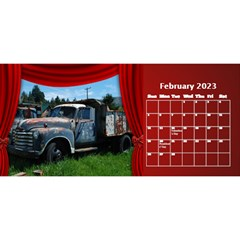 Our Production Desktop 2017 11 Inch Calendar By Deborah   Desktop Calendar 11  X 5    Wh64m55rge9y   Www Artscow Com Feb 2017