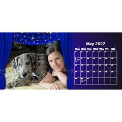 Our Production Desktop 2018 11 Inch Calendar By Deborah   Desktop Calendar 11  X 5    Wh64m55rge9y   Www Artscow Com May 2018