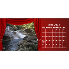 Our Production Desktop 2018 11 Inch Calendar By Deborah   Desktop Calendar 11  X 5    Wh64m55rge9y   Www Artscow Com Jun 2018