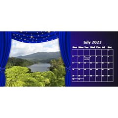 Our Production Desktop 2018 11 Inch Calendar By Deborah   Desktop Calendar 11  X 5    Wh64m55rge9y   Www Artscow Com Jul 2018