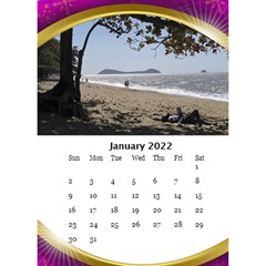Desktop Calendar with Class (6x8.5) by Deborah Jan 2013