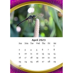 Desktop Calendar With Class (6x8 5) By Deborah   Desktop Calendar 6  X 8 5    1a0p27ni66fu   Www Artscow Com Apr 2019