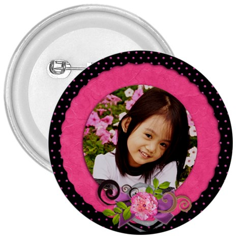 3  Button Little Lady By Angel   3  Button   Xdpczp5onw09   Www Artscow Com Front