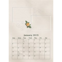 Desktop Calendar 6  X 8 5 : Our Family By Jennyl   Desktop Calendar 6  X 8 5    Ps9pa5aaa16j   Www Artscow Com Jan 2016
