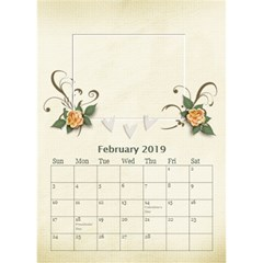 Desktop Calendar 6  X 8 5 : Our Family By Jennyl   Desktop Calendar 6  X 8 5    Ps9pa5aaa16j   Www Artscow Com Feb 2016