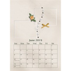 Desktop Calendar 6  X 8 5 : Our Family By Jennyl   Desktop Calendar 6  X 8 5    Ps9pa5aaa16j   Www Artscow Com Jun 2019