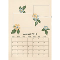 Desktop Calendar 6  X 8 5 : Our Family By Jennyl   Desktop Calendar 6  X 8 5    Ps9pa5aaa16j   Www Artscow Com Aug 2016